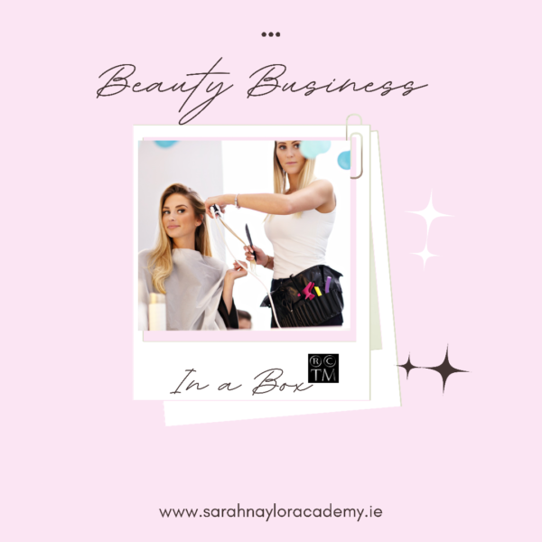 Beauty Business in a box